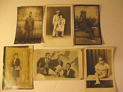 African American Photographs United States Military World War Two
