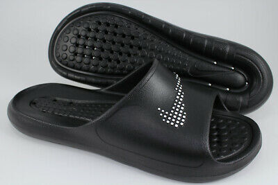 Nike Kawa Shower Black/white Waterproof Sport Sandals Slides Swoosh Us Men Sizes