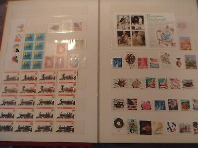 US  USA  United States Stamps New and used large lot
