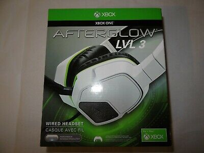PDP Afterglow LVL 3 Stereo Gaming Headset Xbox One