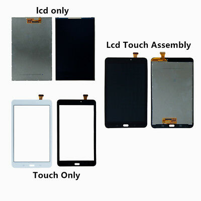 For Samsung Galaxy Tab E 8.0 SM-T377A SM-T377P T377T T377V LCD Touch Screen QC