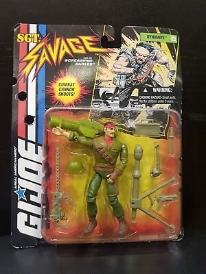 Sgt. Savage and his Screaming Eagles Figure | Hasbro 1994 | Dynamite