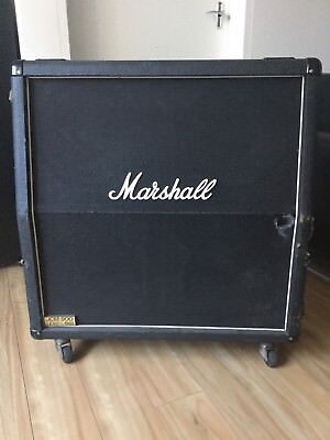 Marshall 1960A 4x12 300 Watts Guitar Amp Cabinet