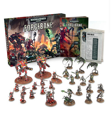 Warhammer 40.000 Forgebane (Deutsch) Necrons Adeptus Mechanicus Games Workshop
