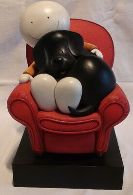 Doug Hyde - Sculpture - Two's Company - Great Condition - Boxed