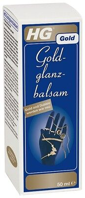 (119,8 €/L ) HG goldglanzbalsam 50 ml hagesan or brillant Baume or brillant