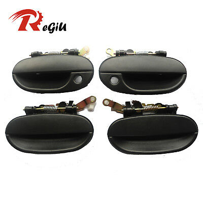 Front Exterior Door Handle Passenger Right for Hyundai 95-99 Accent 8266022000