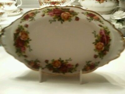 """Royal Albert  """"Old Country Roses""""  Schälchen oval"""