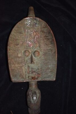 "orig $499- KOTA RELIQUARRY COPPER CVRD EARLY 1900S REAL 20"" PROV."