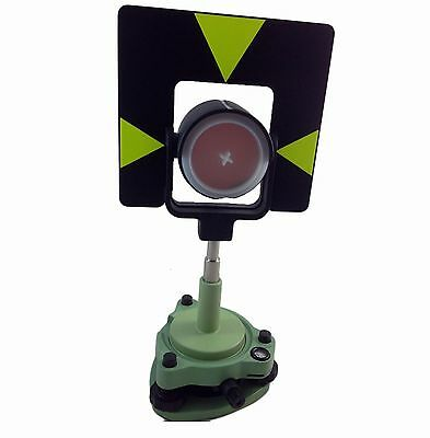 Single Prism Tribrach Set System For Leica Total Station Surveying