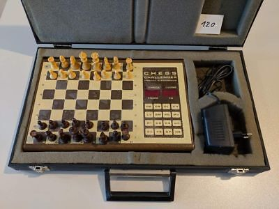 Oldtimer Schachcomputer Fidelity Electronics Chess Challenger (120)