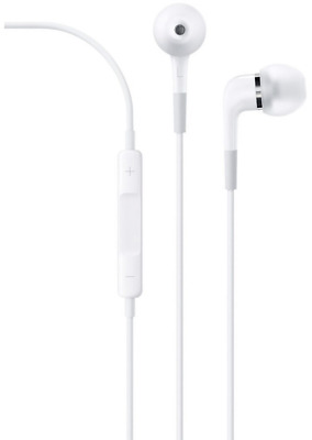 Apple In-Ear Headphones (Bulk / OEM) Kopfhörer In Ear Headset Weiß