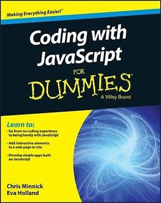 Coding with JavaScript For Dummies Read on PC/Phone/Tablet