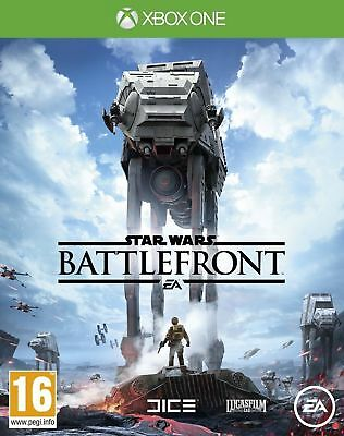 Battlefront (Xbox One) - Star Wars - MINT - Super FAST & QUICK Delivery FREE