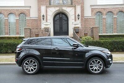 2012 Land Rover Evoque Dynamic AWD 2dr SUV 2012 Land Rover Range Rover Evoque Coupe Dynamic Premium AWD 2dr SUV Automatic