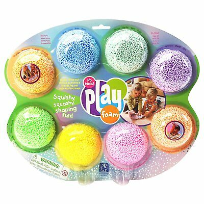 Educational Insights 8 Pack Playfoam New
