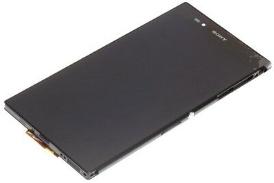 Genuine Original Lcd Touchscreen Sony Xperia Z Ultra Black New