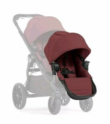 Baby Jogger City Select LUX Second Seat Kit, Color: Port -Ships same day!