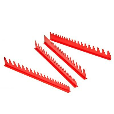 Ernst Manufacturing 6014 Wrench Rail Set, 40 Tool, Red