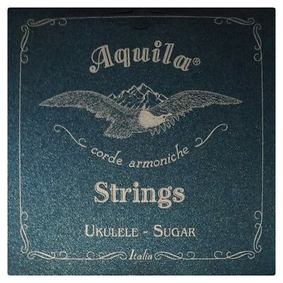 Aquila Sugar Ukulele Strings - Tenor Set - High G Tuning - Gcea - 154U