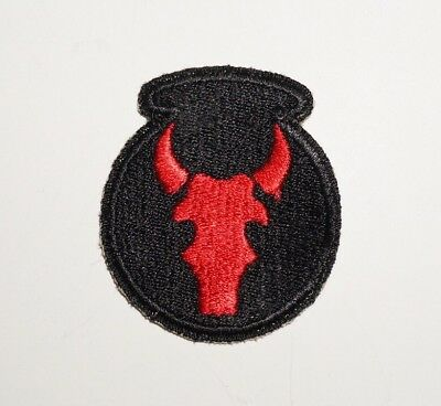 34th Infantry Division Patch WWII US Army P6286