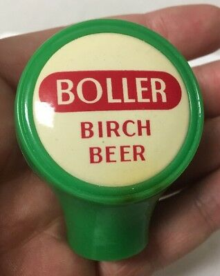 Vintage Boller Birch Beer Ball Tap Handle New Old Stock