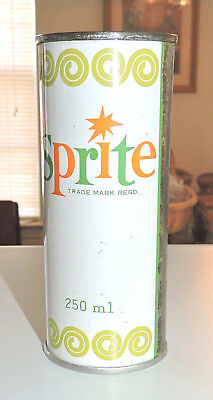 "Rare Antique Original Sprite 250 M.l. Japan Can, By Coca Cola "" Nice """