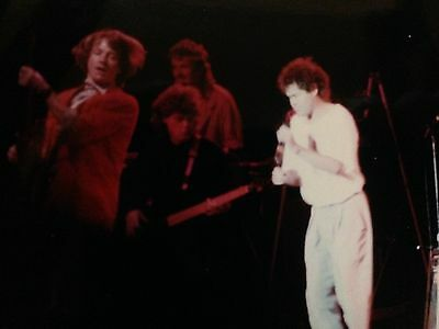 MONKEES ITEM Original Real Photo 1986 Sept 23 Bloomsburg Micky Dolenz w/ Peter