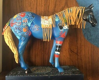 THE TRAIL OF PAINTED PONIES BLUE MEDICINE (1st edition )