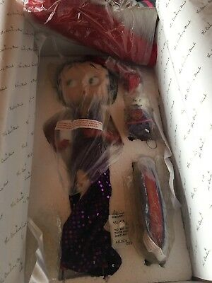 Danbury Mint Betty Boop Hats Off To Red Hat Society Betty Sculpture