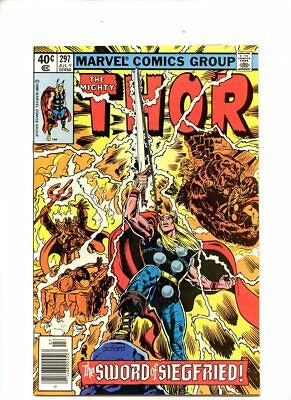 The Mighty Thor #297 (1979) NM 9.4