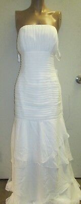 d53d4b40f4b JJ S House Wedding Dress Formal Special Occasion Size 12 NWT FREE SHIPPING