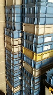 Heavy storage stacker boxes PICK UP ONLY