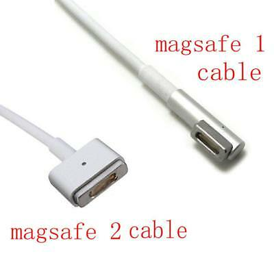 45W 60W 85W L/T Tip Cable AC Power Adapter DC Cord For Macbook Pro Magsafe1 & 2