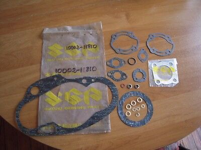 Lot Joints Suzuki T120 1969