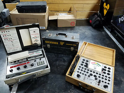 Century Tube Tester Fast Chech FC-1