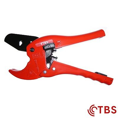 TBS Automatic rocut 42mm plastic pipe shears and cutters