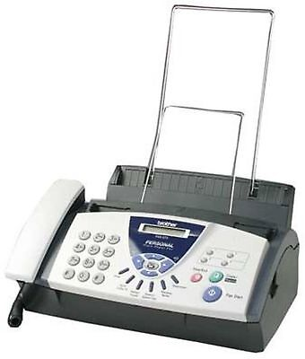 Brand New Brother FAX-575 Personal Fax Phone and Copier (Factory sealed!)
