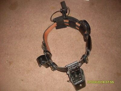 Safariland Leather Police Duty Rig with EXTRAS # 3406 MDL 146V SZ.32