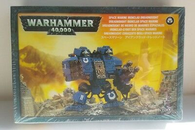 Warhammer 40k Space Marines Ironclad Dreadnought OVP (#13)