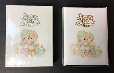 Precious Moments Bible Family Edition New King James Version Nelson 254PM