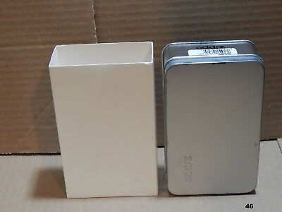 ZIPPO 250 Reg High Polish Chrome Collectors Tin