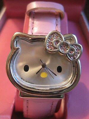 Hello Kitty Watch In box, Pink