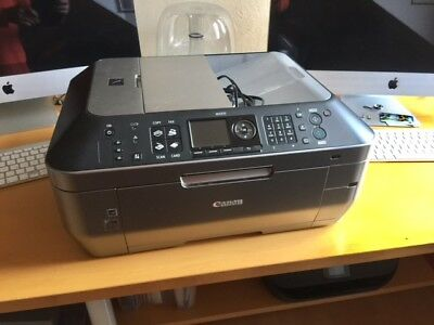 Drucker scanner Faxs kopierer 4 in 1 Canon MX870
