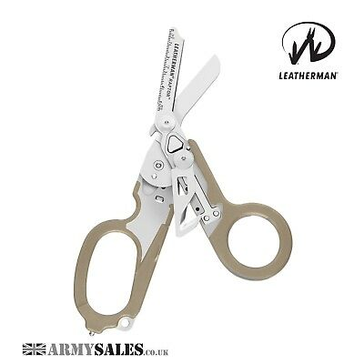 Leatherman RAPTOR Medical Shears with emergency tools COYOTE DESERT TAN