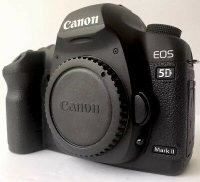 Canon EOS 5D Mark II Full Frame 21.1 MP Digital SLR Camera (Body Only)