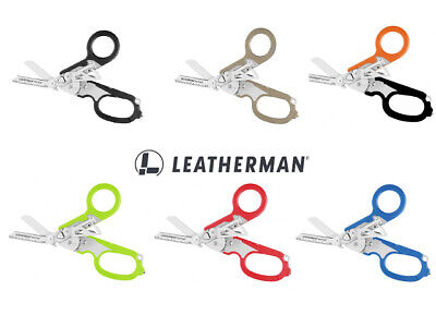 Leatherman RAPTOR Emergency Medical Shears and Multi Tool NEW Colours