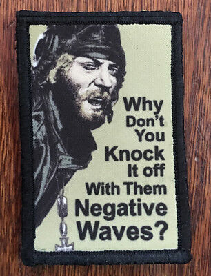 Kellys Heroes Oddball Morale Patch Funny Tactical ARMY Hook Military USA WWII