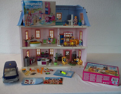 playmobil puppenhaus 5303 eur 65 00 picclick de. Black Bedroom Furniture Sets. Home Design Ideas