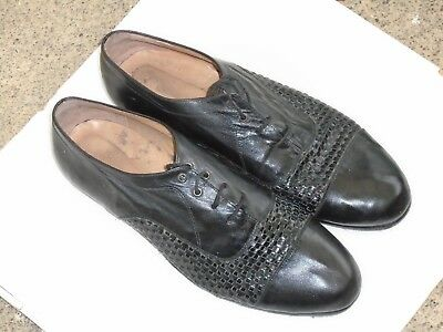 Mens Leather Argentine Tango Shoes - Darcos, men's 10.5, or 44